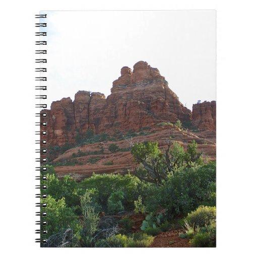 Roca Sedona de Bell Libro De Apuntes