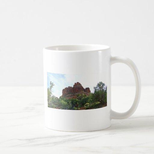 Roca Sedona de Bell Taza De Café