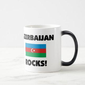 Rocas de Azerbaijan Taza Mágica