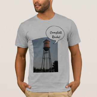 ¡Rocas de Campbell! Camisa