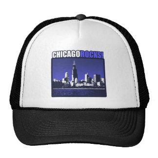 ¡Rocas de Chicago Gorra