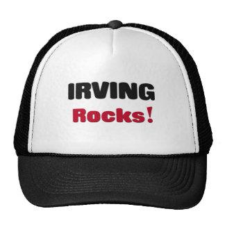 Rocas de Irving Gorros