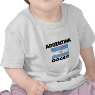 Rocas de la Argentina Camisetas