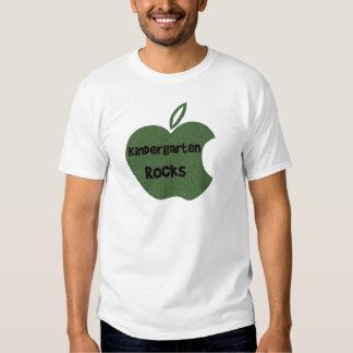 Rocas de la guardería camisas