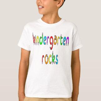 Rocas de la guardería - el lápiz embroma las camiseta