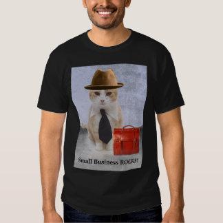 ¡ROCAS de la pequeña empresa! Camisas