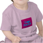 ¡Rocas de la yoga! - Camisa de la yoga del bebé
