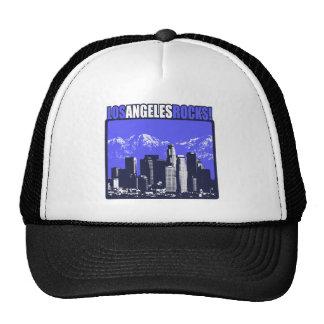 ¡Rocas de Los Ángeles! Gorras