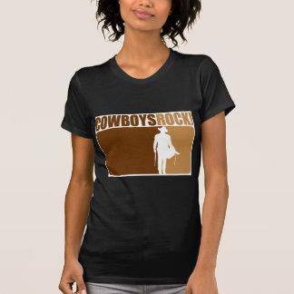 ¡Rocas de los vaqueros! Camisetas