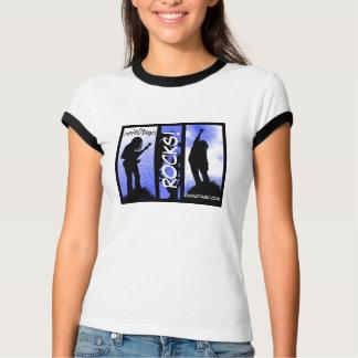 ¡ROCAS de OminOtagO! Camisetas