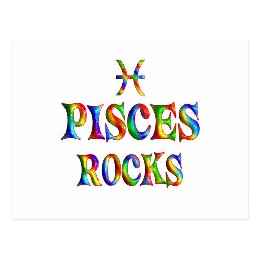 Rocas de Piscis Postal