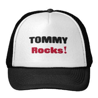 Rocas de Tommy Gorra