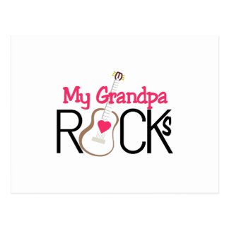 Rocas del abuelo postal