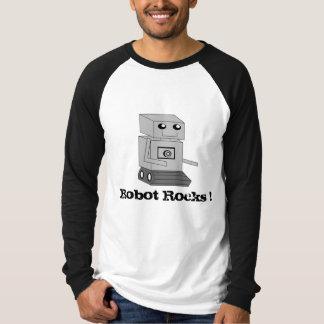 ROCAS DEL ROBOT CAMISETAS