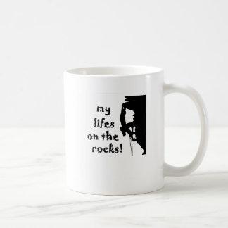 rocas taza de café