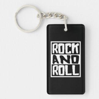 Rock-and-roll Llavero