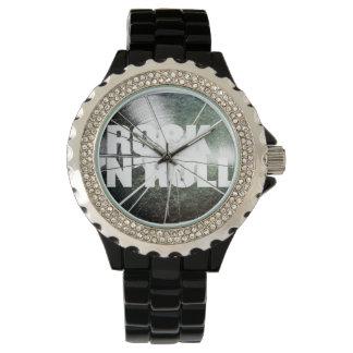 Rock-and-roll Reloj De Mano