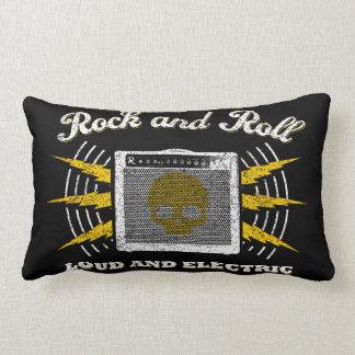 Rock-and-roll ruidoso y eléctrico. Almohada