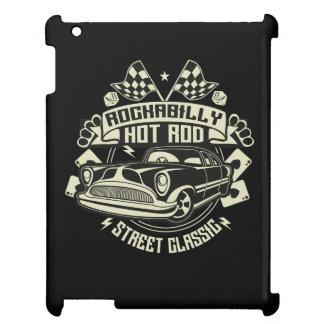 Rockabilly HotRod IPAD/IPAD MINI, CAJA del AIRE de