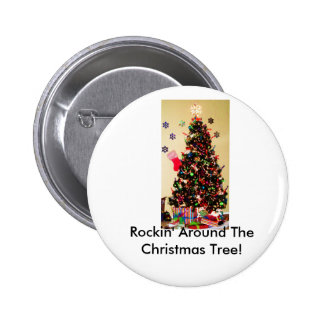 ¡Rockin alrededor del árbol de navidad! Pins