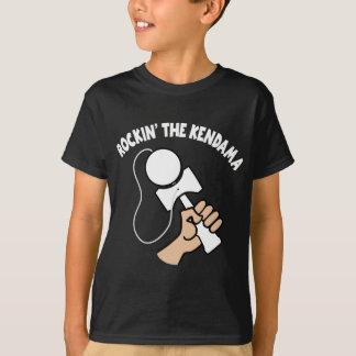 Rockin el Kendama, blanco Camiseta