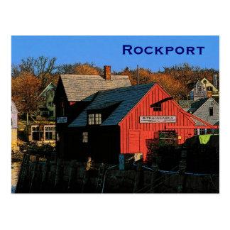 Rockport (postal del adorno #1) postal