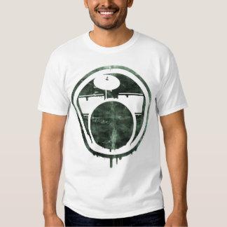 Rockstar: Tambores Camiseta