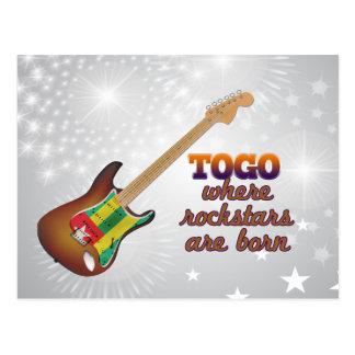Rockstars nace en Togo Postal
