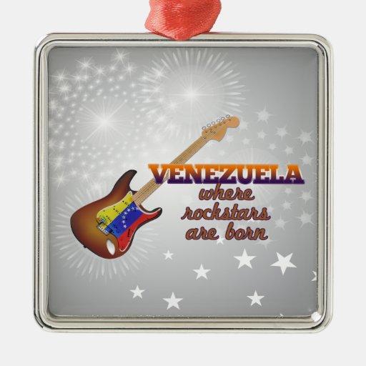 Rockstars nace en Venezuela Ornamentos Para Reyes Magos