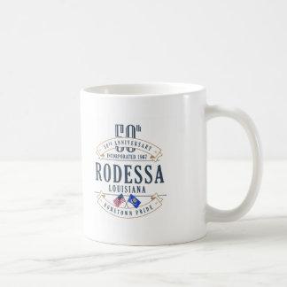 Rodessa, taza del aniversario de Luisiana 50.a