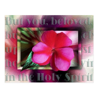 Rogación en el Espíritu Santo Postales