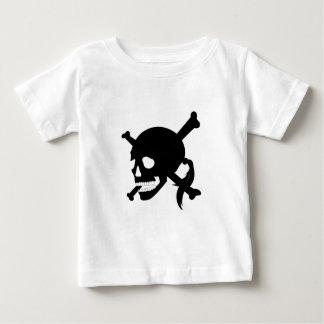 Rogelio alegre #1-Black Camiseta Para Bebé