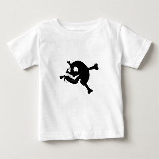 Rogelio alegre # 2-Black Camiseta Para Bebé