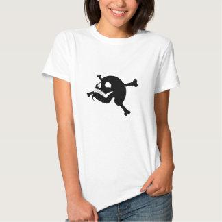 Rogelio alegre # 2-Black Camisetas