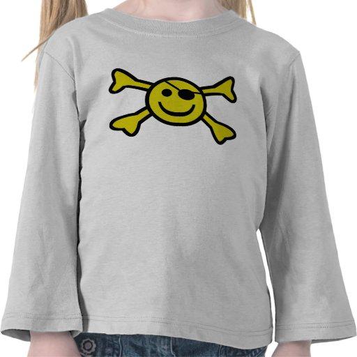 Rogelio alegre sonriente camisetas