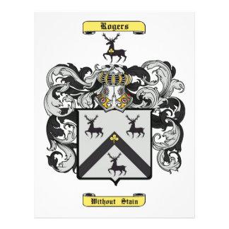 rogers (irlandés) folleto 21,6 x 28 cm