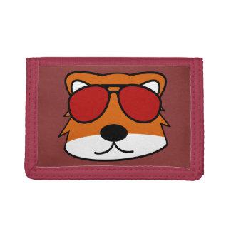 Rojo astuto del Fox