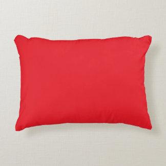 """""""Rojo"""" Cojín Decorativo"""