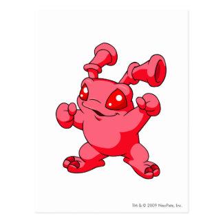 Rojo de Grundo Postal