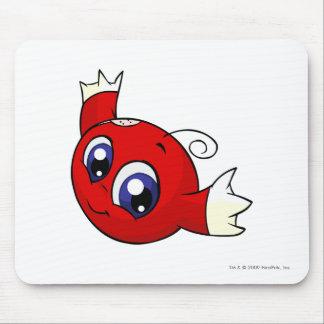 Rojo de Kiko Alfombrilla De Ratón