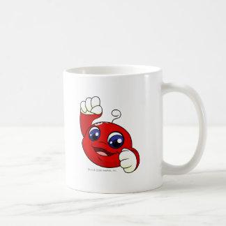 Rojo de Kiko Tazas De Café