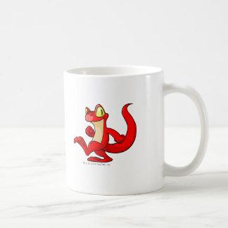 Rojo de Techo Tazas De Café