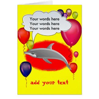 rojo del bkg tarjeta de felicitación