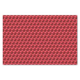Rojo del wow papel de seda