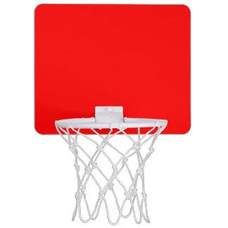 Rojo Mini Aro De Baloncesto