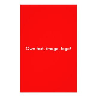 Rojo-Naranja del aviador Flyer