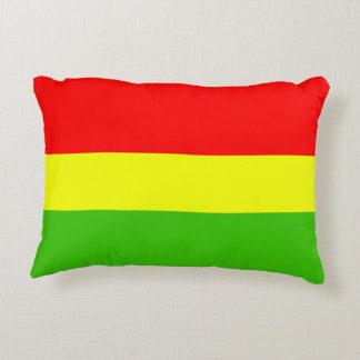 Rojo, oro y verde