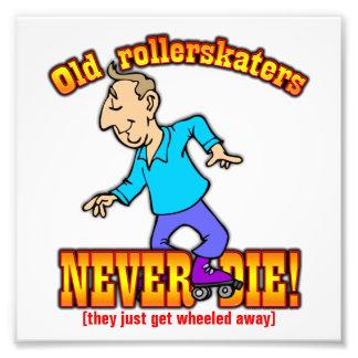 Rollerskaters Arte Fotografico