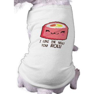 Rollo de Emoji del sushi