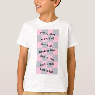 Rollo de N de la roca Camiseta